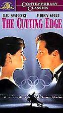 The Cutting Edge VHS 1992 D.B. Sweeney Moira Kelly Terry O'Quinn