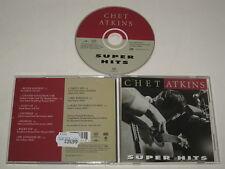 CHET ATKINS/SUPER HITS(RCA 07863 67717-2) CD ALBUM