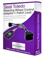 SEAT Toledo Autoradio Adattatore di piombo, collegare il tuo volante GAMBO controlli
