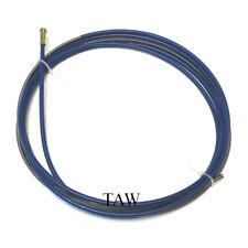 Binzel Type Mig Torch Liner 0.6-0.9 mm, 1.0-1.2 mm or 1.2-1.6 mm