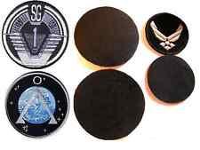 Stargate sg1 lot 3 ecussons 1ère version + scratch SG1 team patch lot hook/loop