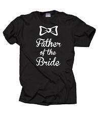 Wedding T-Shirt Father Of The Bride T-Shirt Wedding Shirt
