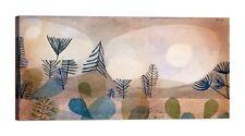 PAUL KLEE Oceanic Landscape Stampa su tela Canvas effetto dipinto