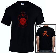 Gouki Akuma símbolo de infinito Inmortales Camiseta Unisex De Juegos De Street Fighter