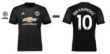 Trikot Manchester United 2017-2018 Away UCL - Ibrahimovic 10 [152 - XXL] ManU