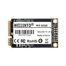 WEIJINTO SSD mSATA 8GB 16GB 32GB 64GB 128GB 256GB Mini SATA interno sólido SDD