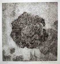 Frances Lerner,Cabbage, Original Limited Edition Etching, Signed, Listed artist