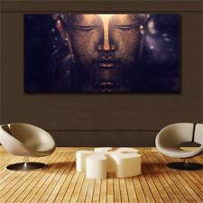Canvas Print Painting  Home Wall Decor Art Poste Buddha Statue Meditation