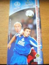 03/03/2004 Dnipro Dnipropetrovsk v Marsaille [UEFA Cup]
