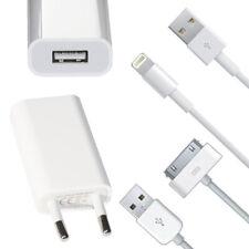 Ladeset Ladegerät Netzteil + Kabel für iPhone iPod und iPad Modelle
