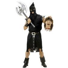 Halloween Henker Kostüm Tod Mittelalterkostüm Mittelalter Henkerkostüm Horror