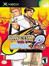 ***CAPCOM VS SNK 2 ORIGINAL XBOX DISC ONLY~~~