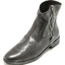 0869G stivaletto grigio CRIME scarpa stivale donna boot shoes women