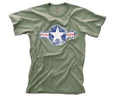 Rothco 66300 Vintage Army Air Corps T-Shirt - Olive Drab