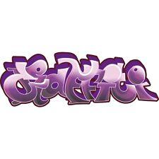 Autocollant Stickers tag graffiti Ref: NW2876