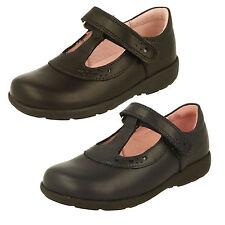 Filles START RITE habillé / Chaussures d'école - pré-trinité