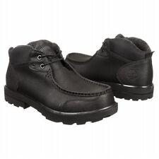 NIB TIMBERLAND RUGGED STREET CHUKKA #38571 black COLOR PREMIUM BOOTS