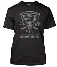 TOM WAITS inspired FILIPINO BOX SPRING HOG, Men's T-Shirt