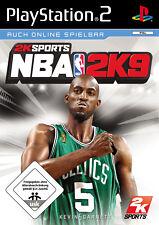 NBA 2k9 ps2 PLAYSTATION 2