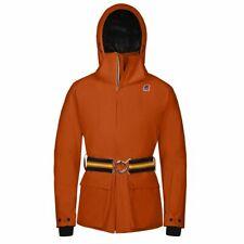 K-WAY GISELLE giacca DONNA CAPPUCCIO MICRO TWILL Imbottitura termica KWAY WGQtpj