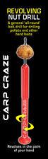 Carp Craze Revolving Eazi Grip Design Nut Drill