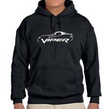 2005-10 Dodge Viper SRT10 Classic Design Hoodie Sweatshirt FREE SHIP