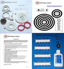 1977 Gottlieb Vulcan Pinball Machine Tune-up Kit - Includes Rubber Ring Kit!