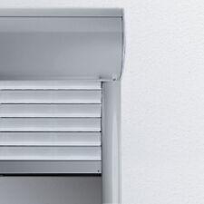 PVC Vorbaurolladen rund auf Maß | Rollladen Vorbaurollladen Rolladen | 48 €/m²