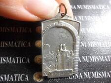 PLACCA I CONGRESSO EUCARISTICO DIOCESI CENEDA VITTORIO VENETO 1924 ALUMINIO