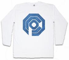OmniCorp II logo manica lunga T-shirt Robo COP Omni products Police Robocop simbolo