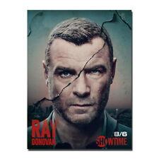137653 Ray Donovan Liev Schreiber Season 5 Series 2017 Wall Print Poster CA