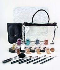 20pc Mineral Makeup Starter Kit foundation face bare skin eye shadow organic