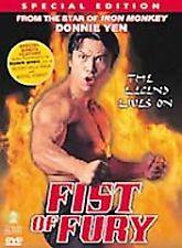 Fist of Fury by Donnie Yen, Yee-Man Man, Eddy Ko, Chi-Wing Lau