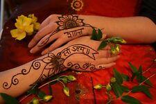Premium Organic Henna Powder: loved by professionals & bridal artists 100g
