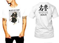 Samurai T-Shirt  Japanese Assassins Bushido Warriors Katana Edo Warriors Honor