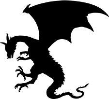 Dragon vinyl decal sticker Dungeons Fairytale Medieval Sci-Fi Fantasy