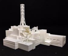 Chernobyl Nuclear Plant Model