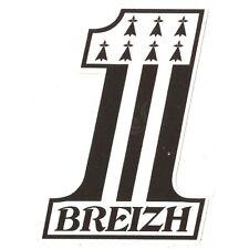 BREIZH/Bretagne Number ONE Sticker