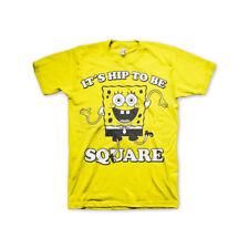 Oficialmente licenciado Esponja Bob es bueno estar a la moda para hombres Camiseta Tallas S-XXL