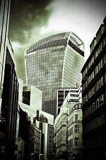 Walkie-Talkie building 20 Fenchurch Street London photograph picture art print