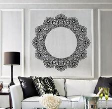 Vinyl Decal Wall Sticker Arab Circle Pattern Beautiful Ornament (n713)