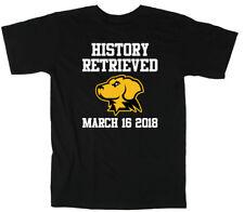 "UMBC Retrievers March Madness Virginia ""UPSET"" T-Shirt"