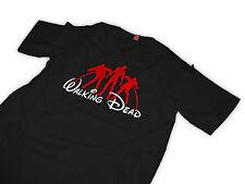 The Walking Dead tshirt Disney style