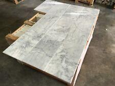Statuario Marble Tiles, Polished Italian Marble Tile, Floor/ Wall, 228x457x10mm