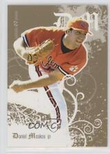 2007 Just Minors #JFpr-12 Daniel Moskos Pittsburgh Pirates Auto Baseball Card