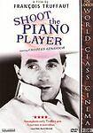 Shoot the Piano Player (DVD, 1999) - Fox Lorber World Cinema - Rare