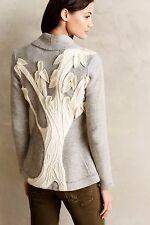 NIP Anthropologie Corsage Boiled Wool Blazer Jacket by Rosie Niera Sz S $168