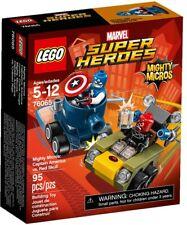 LEGO 76065 Mighty Macros: Captain America vs Red Skull - BRAND NEW SEALED
