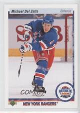 2010-11 Upper Deck 20th Anniversary Variation #531 Michael Del Zotto Hockey Card