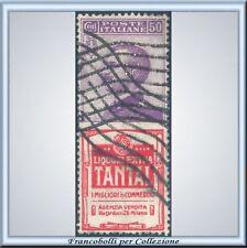 Italia Regno Pubblicitari cent. 50 Tantal n. 18 Usato